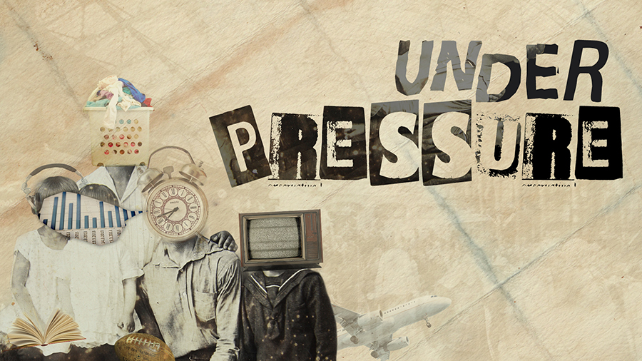 New Sermon Series: Under Pressure